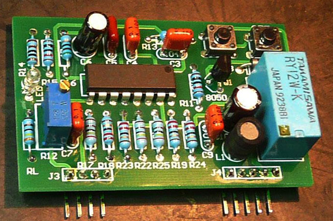 1000w inverter DC-DC voltage boost driver circuit