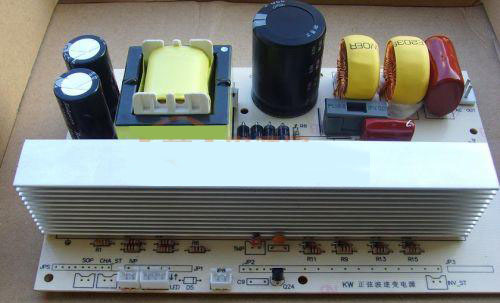 500W Sine Wave Inverter Processing Guide